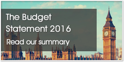 The Budget Statement